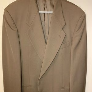 42S Saks Fifth Avenue Suit Coat, Giorgio Armani LE